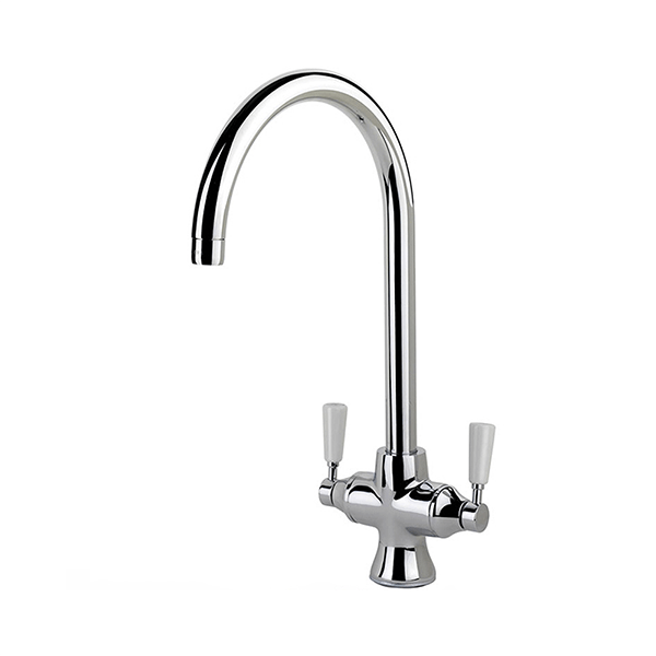 Rangemaster Aquaclassic Spa Filter Brushed Stainless Steel Tap